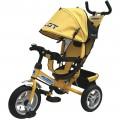 Велосип 3-х кол надув кол (желт)