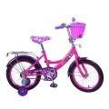 """16"""" Велосипед Mustang Filly розов/фиолет"""