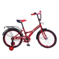"20"" Велосипед Mustang красн/черн"