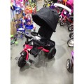 Велосип 3-х кол Trike накл спин,поворот сид, над.
