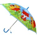 Зонт Лесные животные UM45-LES