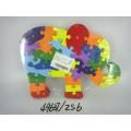 Пазл Слон с алфавит ZS6