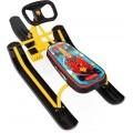 "Снегокат""Тимка Спорт 1""(ТС1/F12 Nika kids F1 (желтый каркас) 2шт."