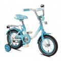 "12"" Велосипед MAXXPRO Sofia бел/голуб Z12403"